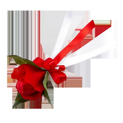 Trandafir decorat